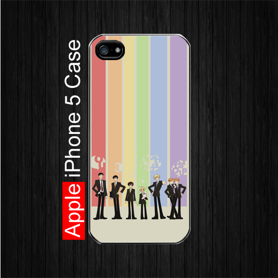 Ouran High School Host Club 2 iphone case