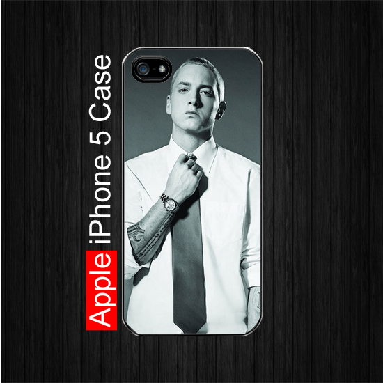 IPhone 5 Case,Eminem #13 IPhone 5 Case, Black Case On Luulla